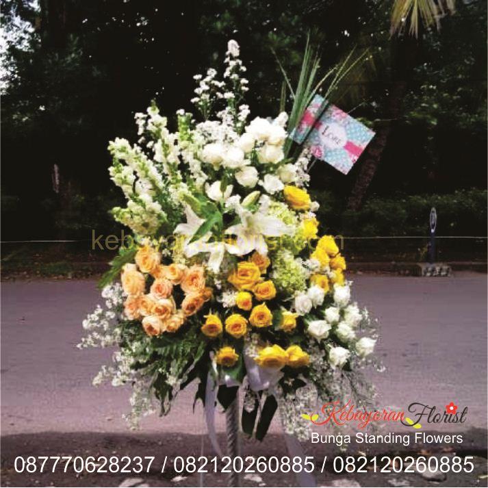 standing flowers siap kirim