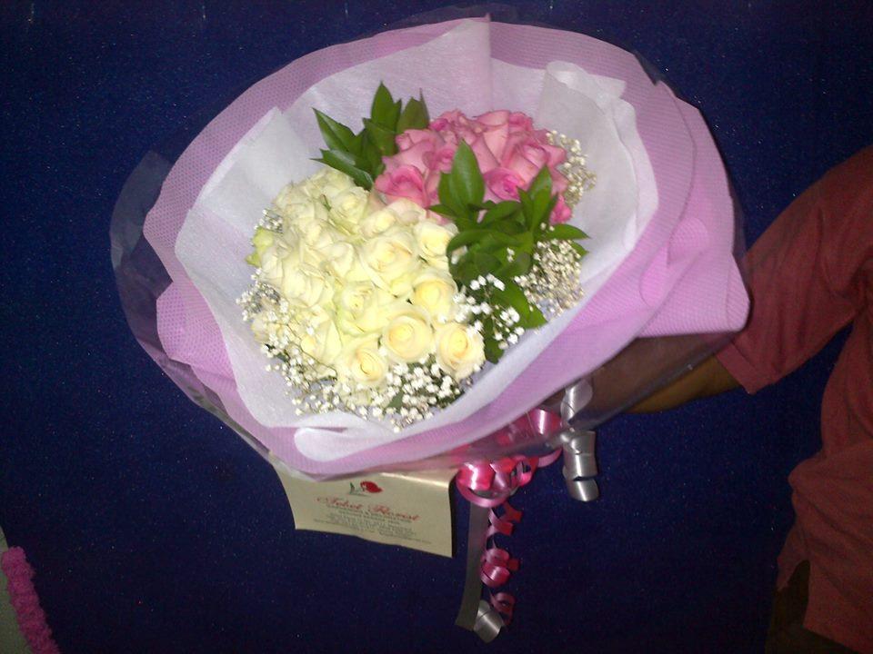 Bunga Tanga Hand Bouquet