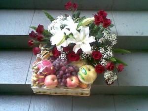 parcel bunga buah bagus jakarta