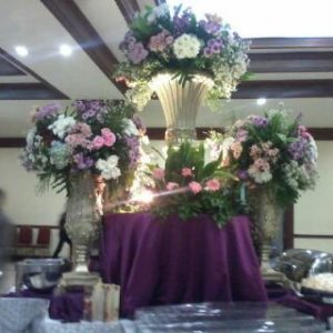 Layanan Decoration Bunga Rangkaian