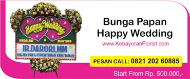 tips memilih dan mengirim bunga papan happy wedding berkesan, papan bunga wedding, bungapapanhappywedding, Bunga Papan Happy Wedding