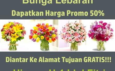 Karangan Bunga dan Parcel Buah Idul Fitri
