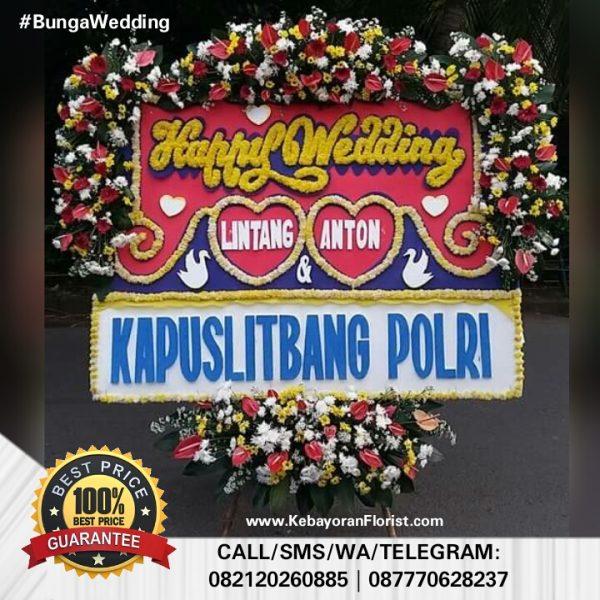 bunga ucapan wedding jakarta selatan